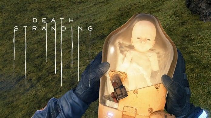 Death Stranding Multiplayer Details Hideo Kojima