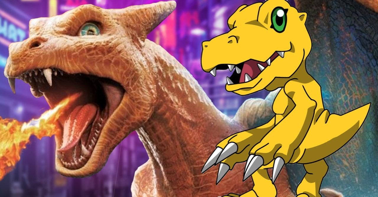digimon live action pokemon