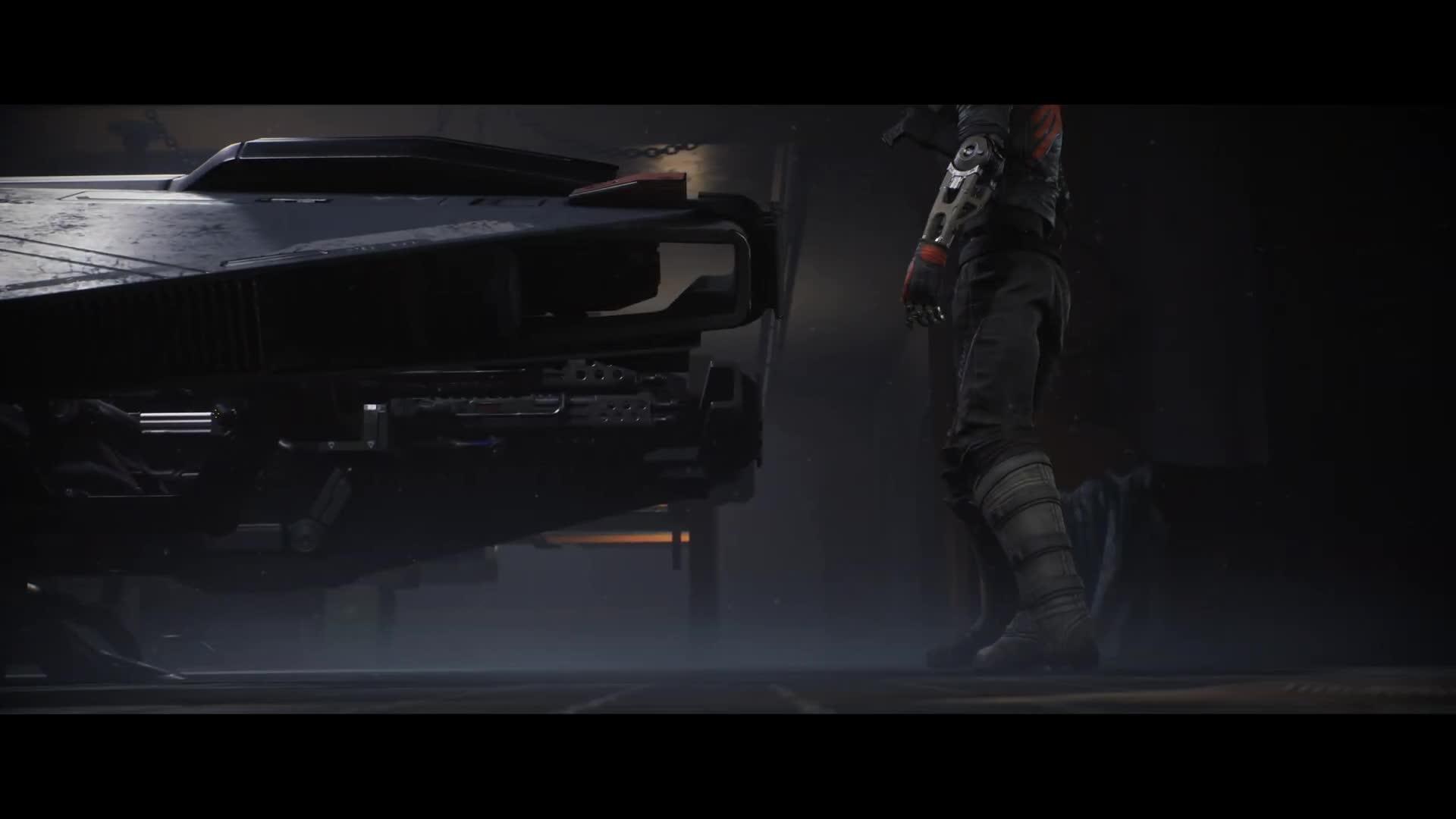 Disintegration - Announcement Trailer [HD] screen capture