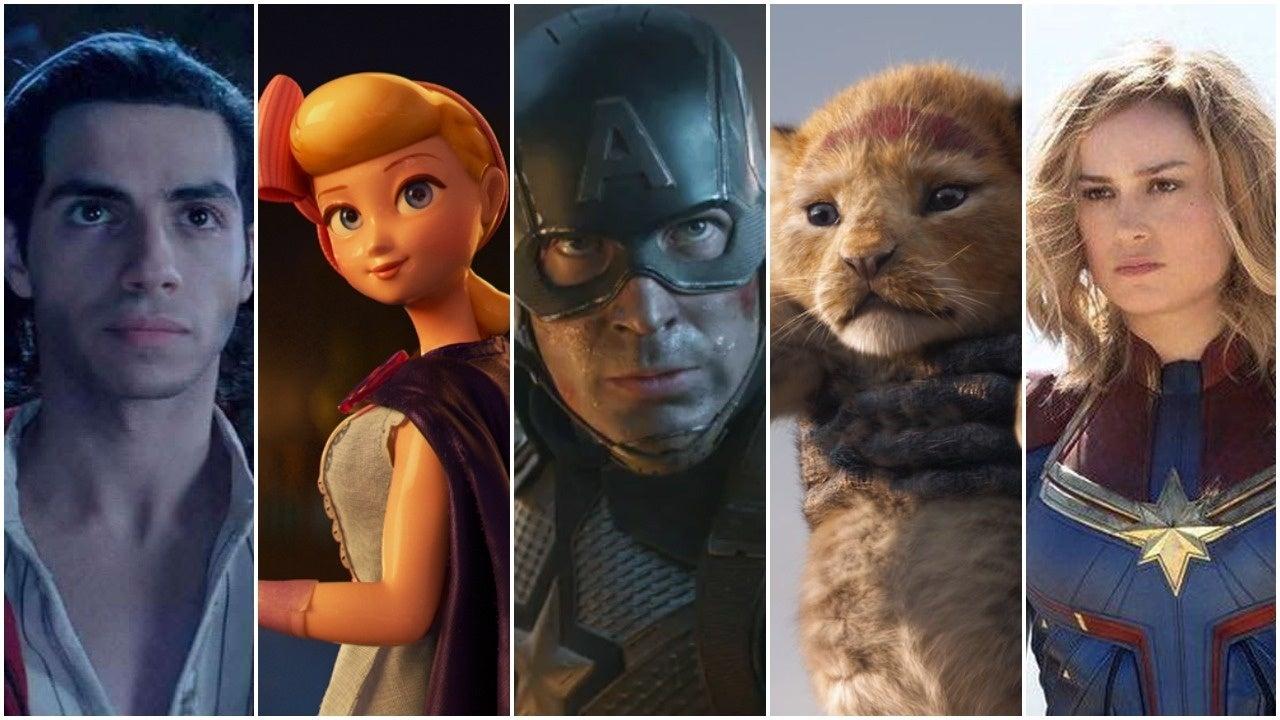 disney movies 1 billion 2019
