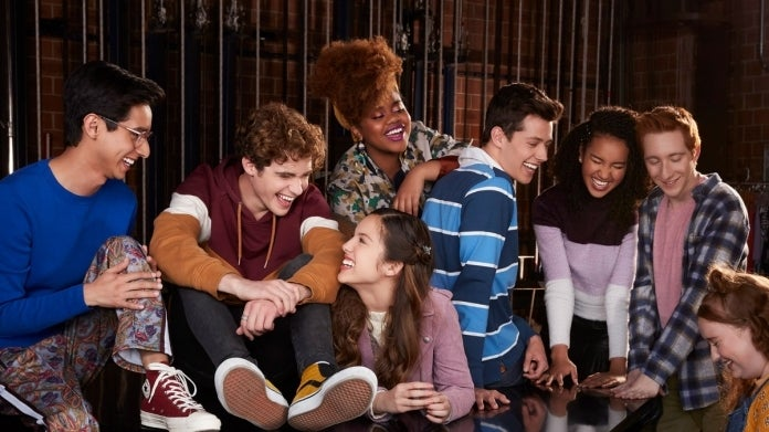 Disney Plus High School Musical the musical The Series
