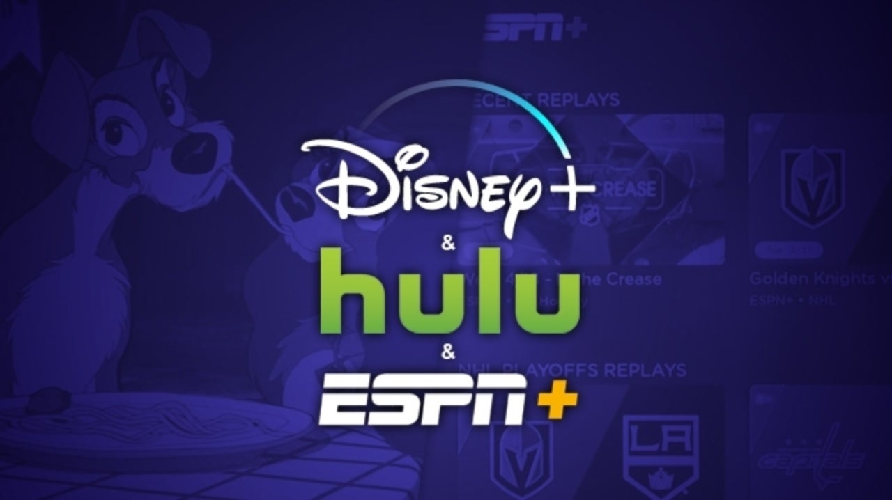 Disney+ to Be Bundled with Hulu, ESPN+