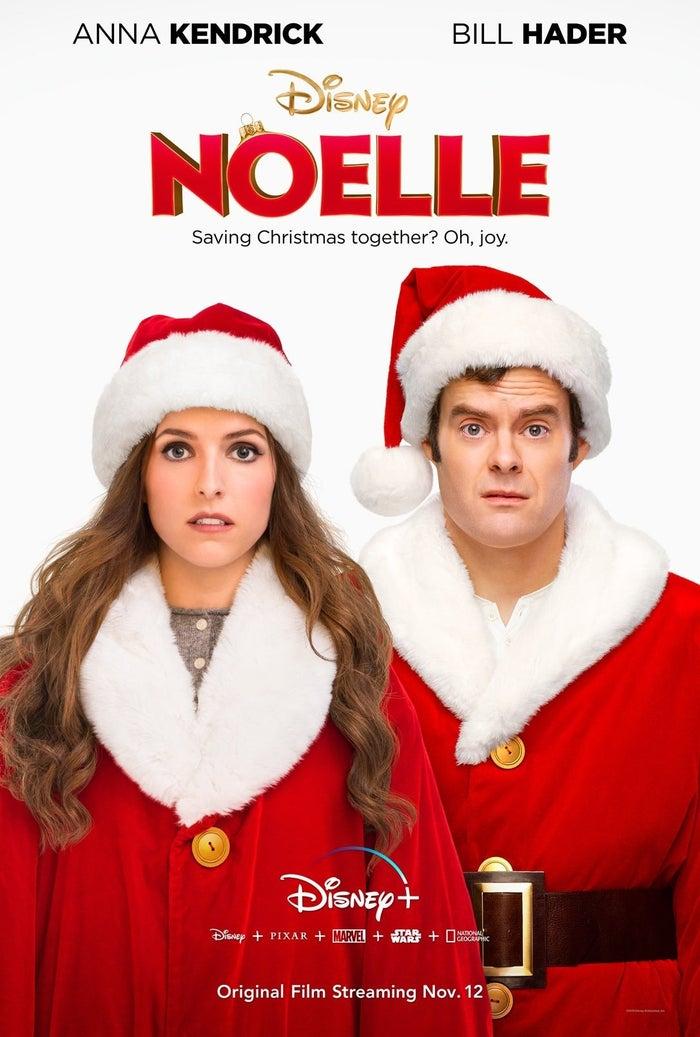 Disney Reveals First Noelle Movie Poster Starring Anna