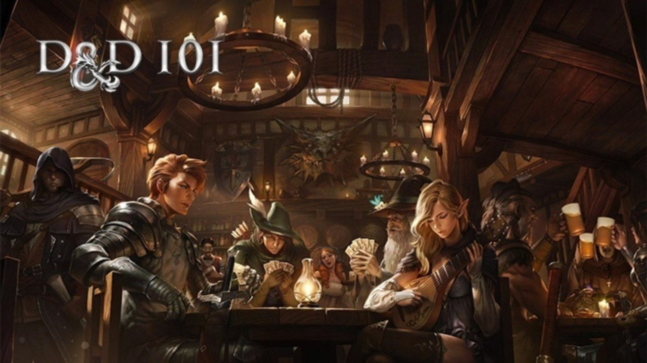 D&D 101: Finding Your Character's Voice
