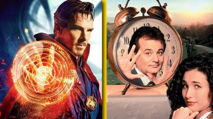 doctor strange groundhog day