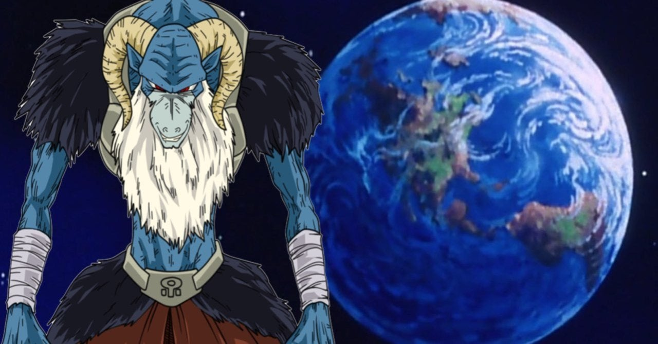 Dragon Ball Super Teases Moro's Plans for Earth
