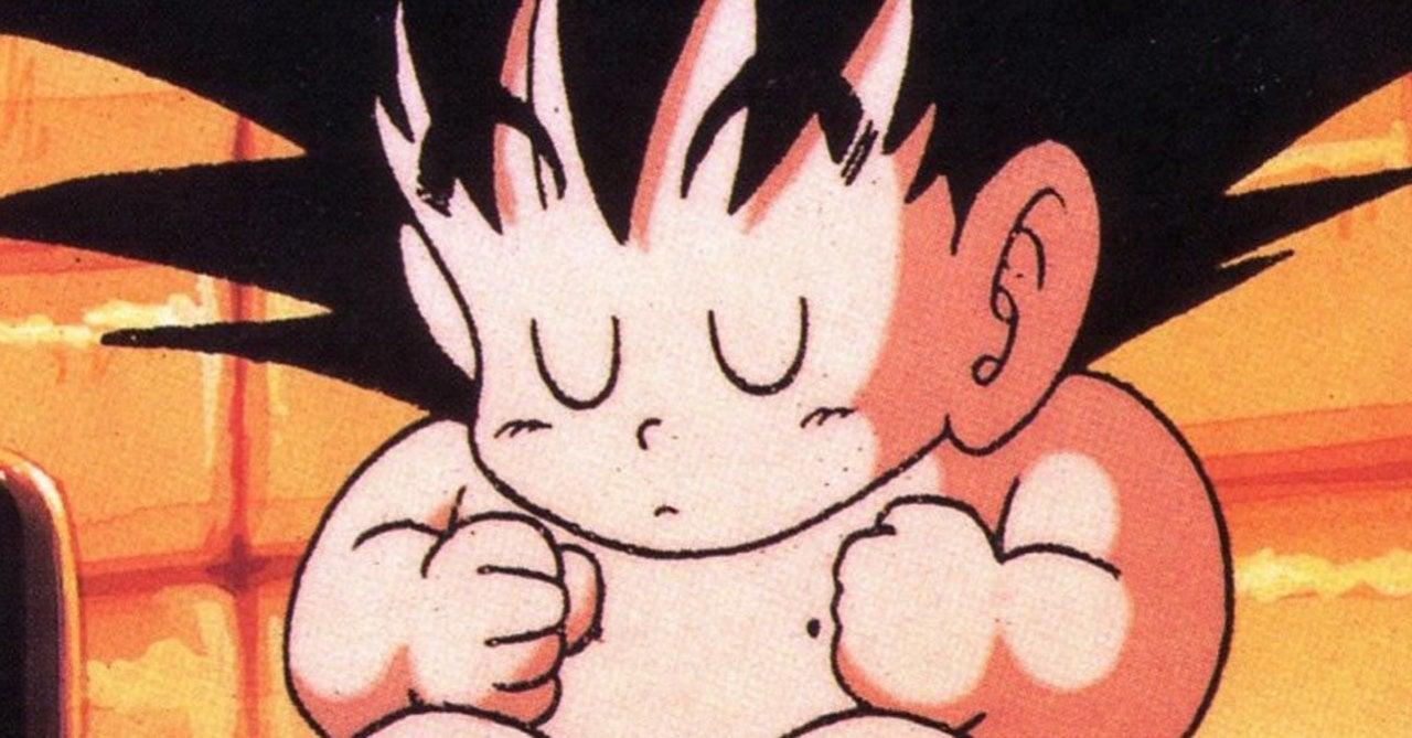 Super-Fan Reveals Impressive Dragon Ball Nursery Room