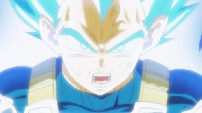 Dragon Ball Super Episode 123 Vegeta