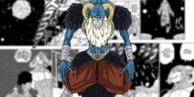 Dragon Ball Super Manga Chapter 51 Moror Convicts Gang Rob Murder Planets