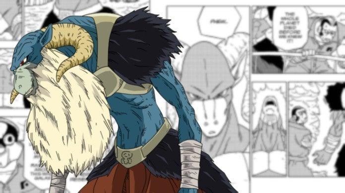 Dragon Ball Super Moro Chapter 51