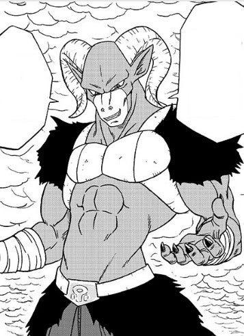 Dragon Ball Super Moro Transformation Semi-Perfect Form