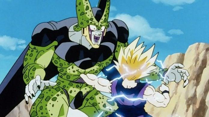 Dragon Ball Z Gohan Cell