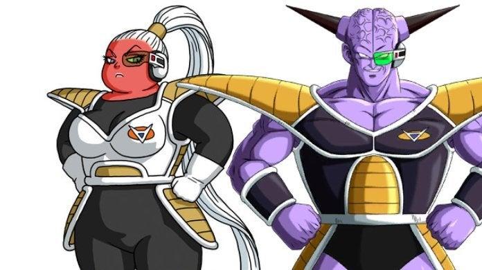 Dragon Ball Z Kakarot Bonyu Ginyu Force