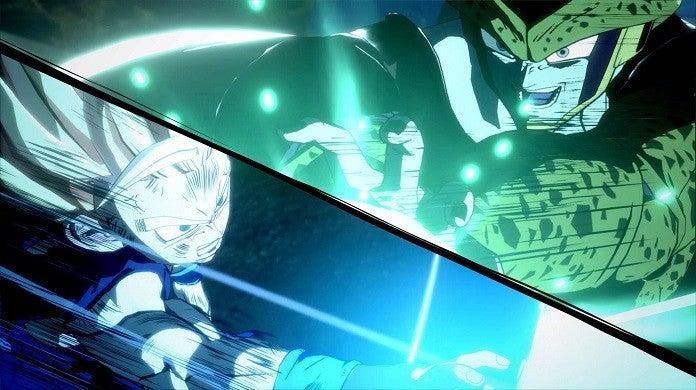Dragon Ball Z Kakarot Cell Gohan