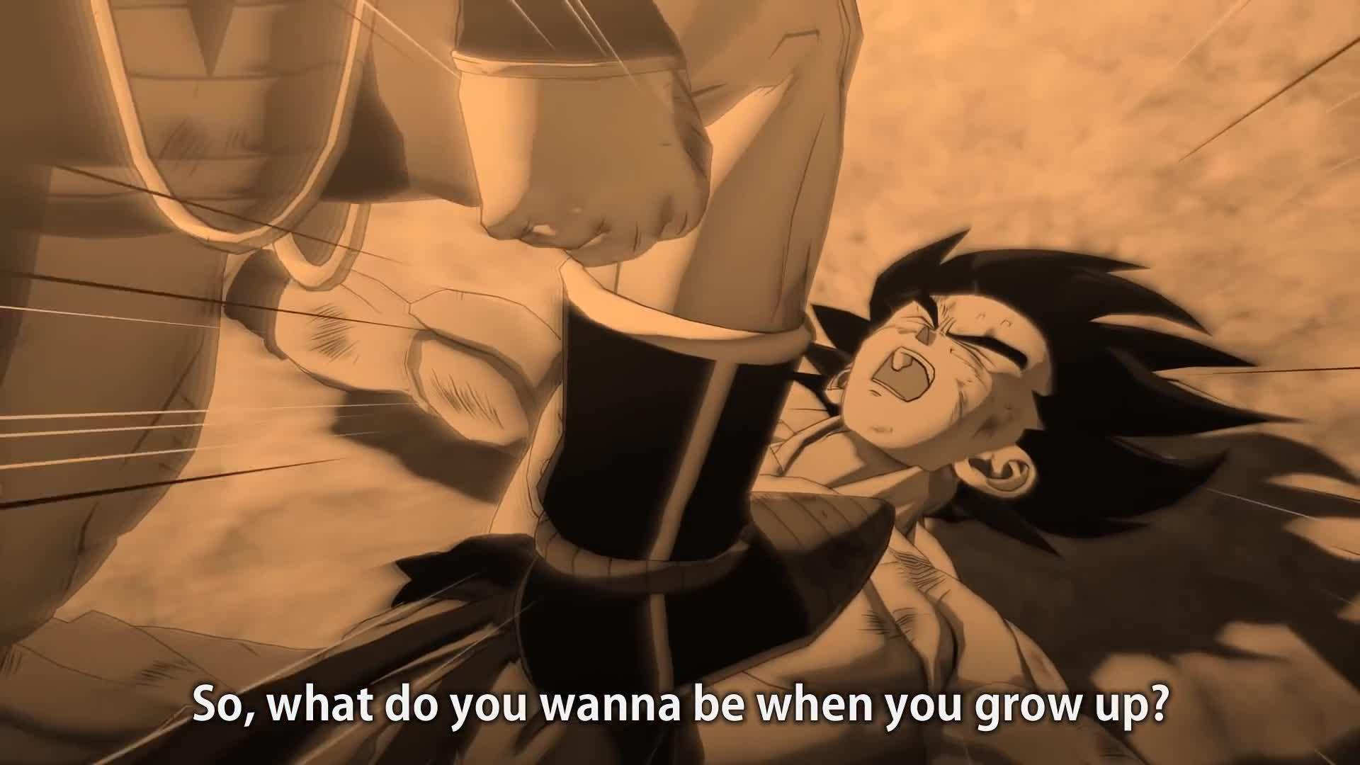 Dragon Ball Z: Kakarot - Cell Saga Trailer [HD] screen capture