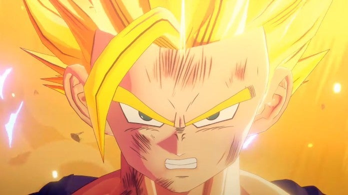 Dragon Ball Z Kakarot Super Saiyan 2 Gohan