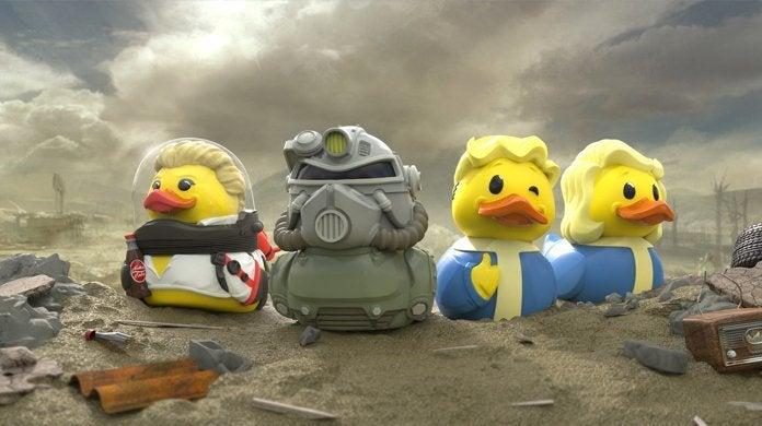 ducks-fallout