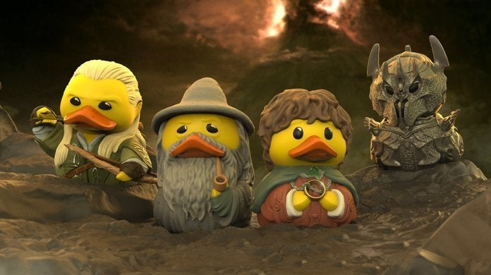 905beb1149a Cosplaying Duck Figures Feature Skyrim, Batman, LOTR, Spryo, and More