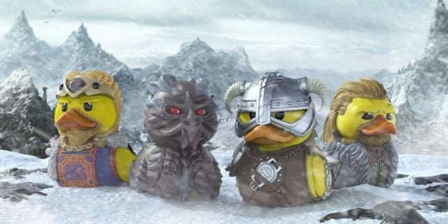 Cosplaying Duck Figures Feature Skyrim, Batman, LOTR, Spryo, and More