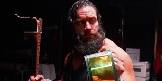 Watch: WWE 24/7 Championship Changes Hands Three Times on WWE Raw, Winds up With Elias