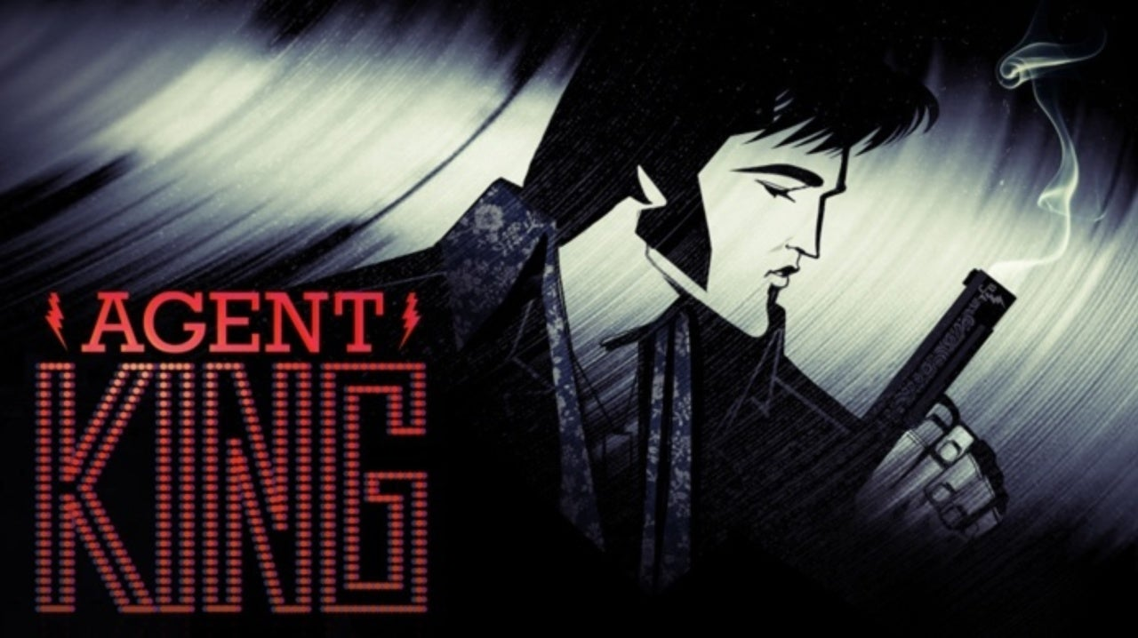 Netflix Announces Elvis Presley Animated Series Agent King From Priscilla Presley