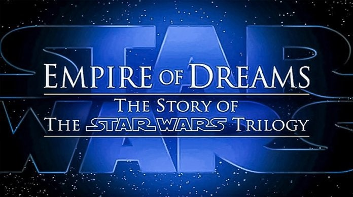 empire of dreams the story of the star wars saga documentary