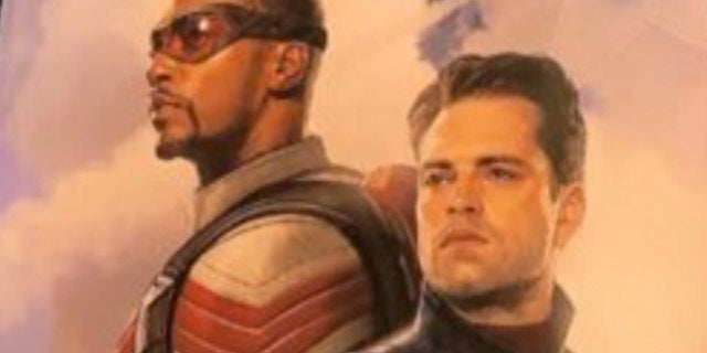 The Falcon and the Winter Soldier Shows Off First Poster