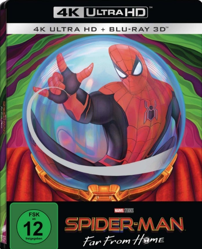 Far From Home German steelbook