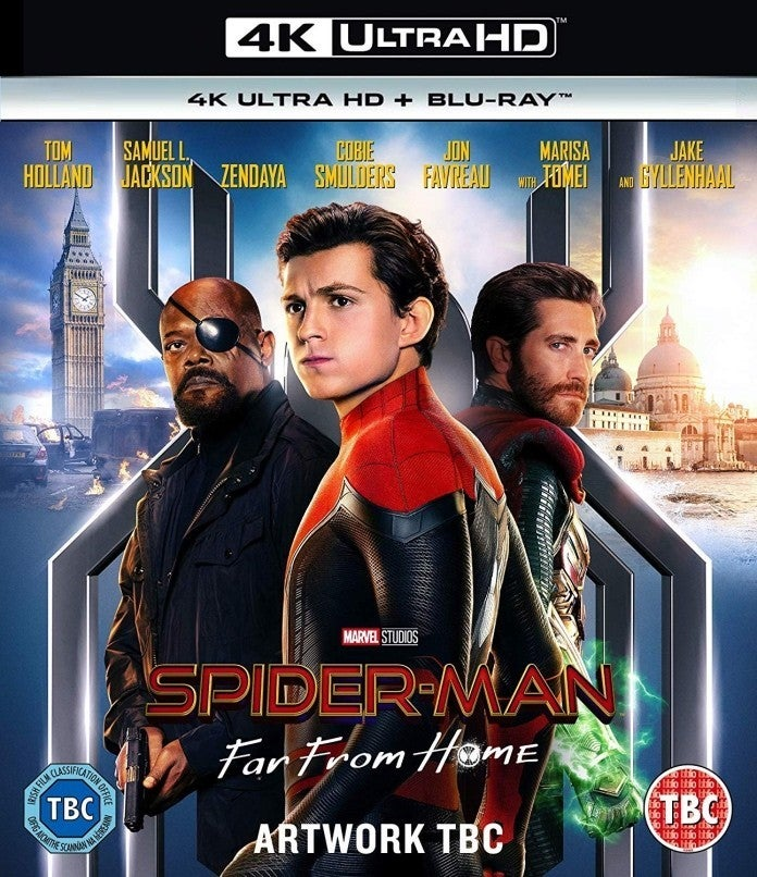 Far From Home UK