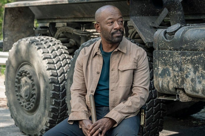 Fear the Walking Dead 509 Morgan