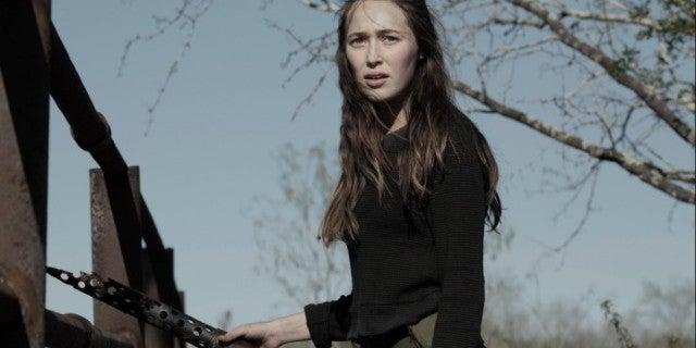 Fear the Walking Dead Alicia weapon