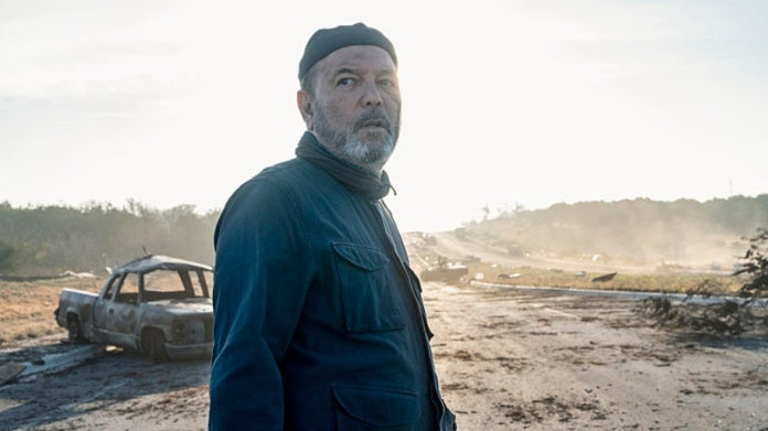 Fear the Walking Dead Daniel Salazar Ruben Blades