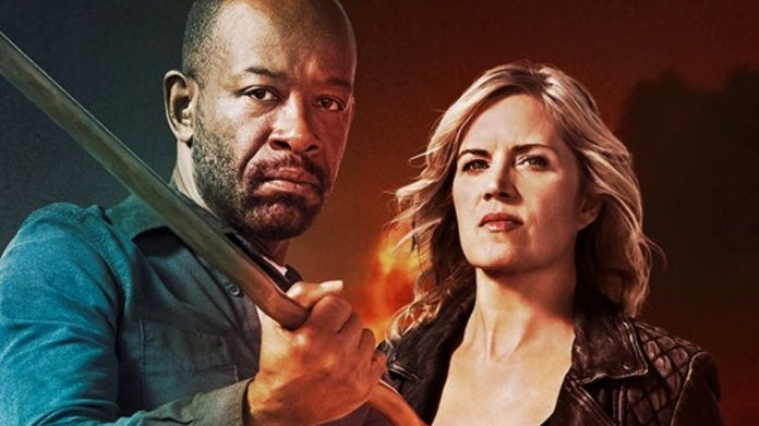 Fear the Walking Dead Morgan Madison