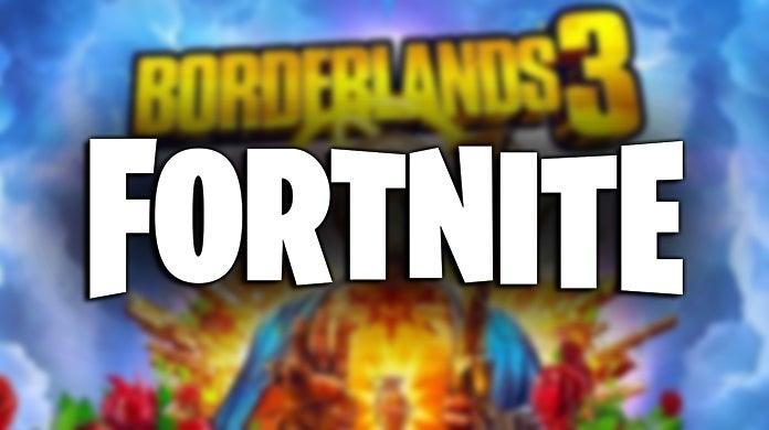 Fortnite Borderlands 3 Crossover