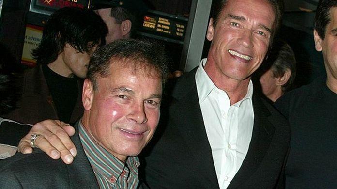 Franco Columbu Arnold Schwarzenegger