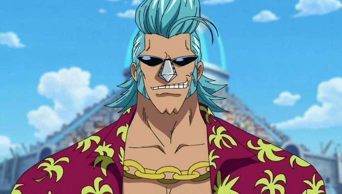 Franky One Piece