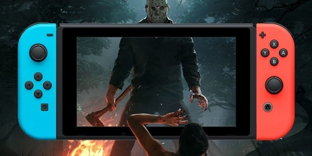 Friday the 13th The Game Nintendo Switch