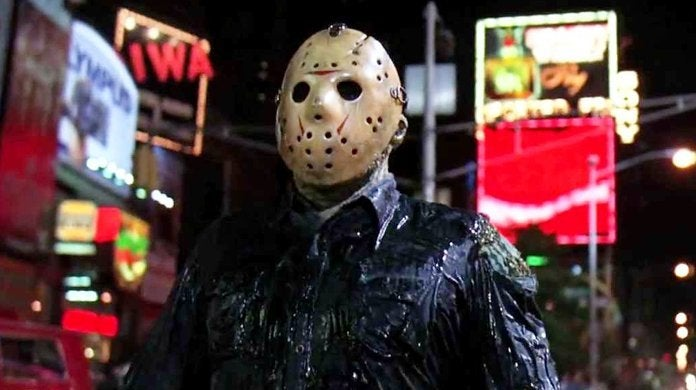friday the 13th viii jason take manhattan voorhees kane hodder