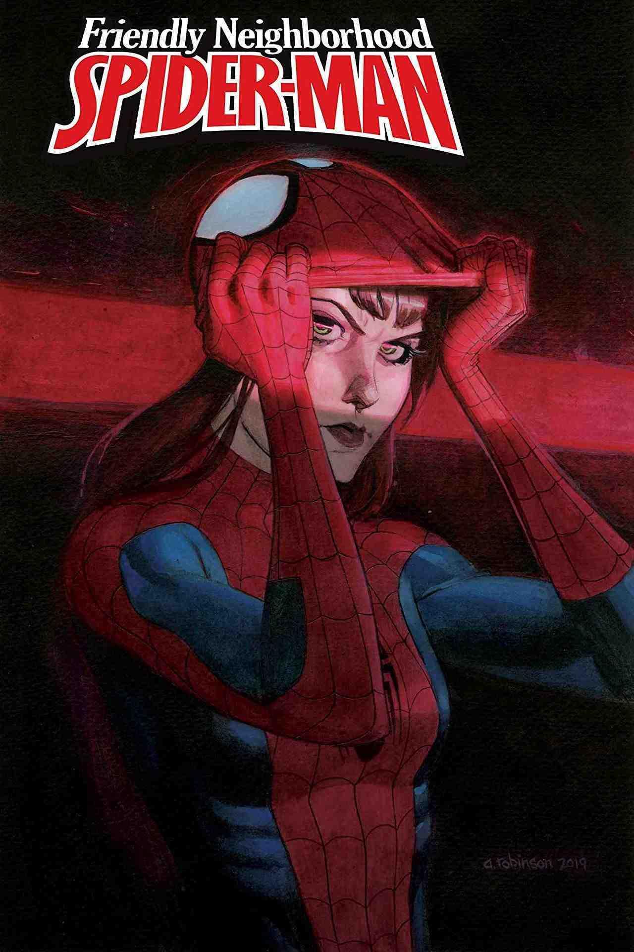 Friendly Neighborhood Spider-Man 11