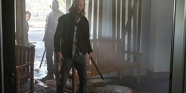 Fear The Walking Dead Episode 5x10: 210 Words Per Minute