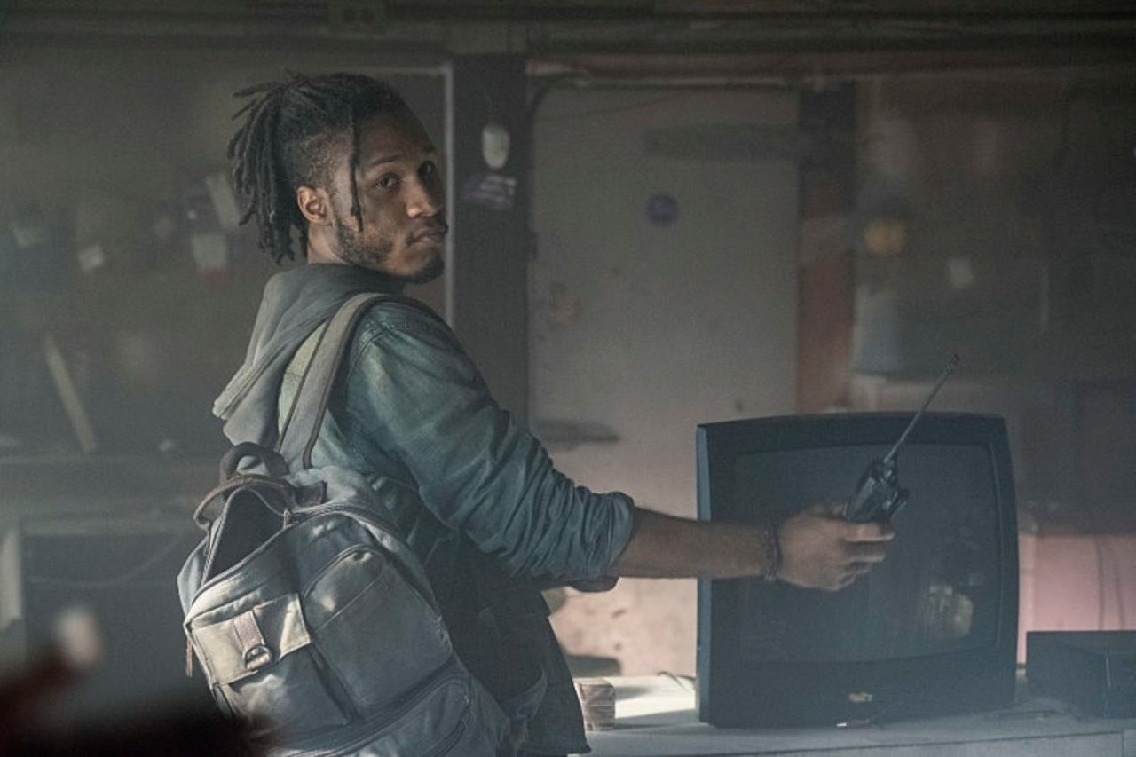 Meet Fear the Walking Dead's New Character, Wes