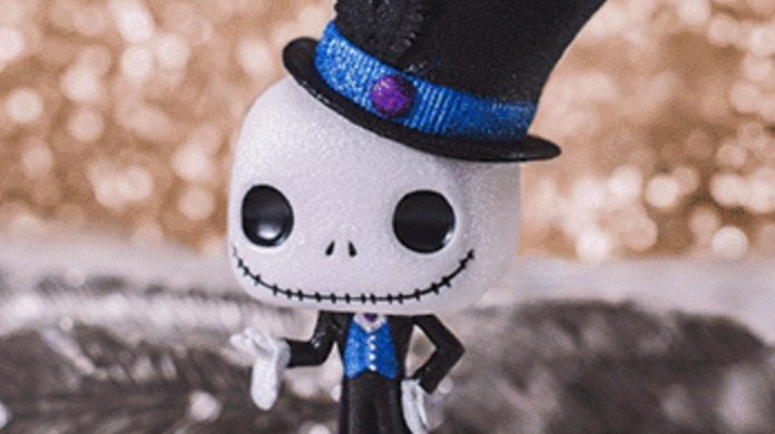 Funko's The Nightmare Before Christmas Diamond Dapper Jack