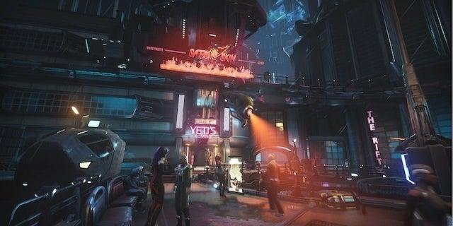 Cyberpunk RPG Gamedec Announced