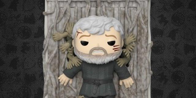 """""""Hold the Door"""" for Funko's New Game of Thrones Hodor Pop Figure"""