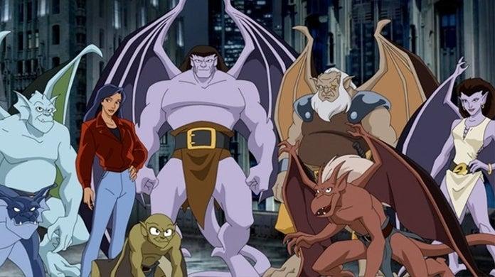 Gargoyles Characters