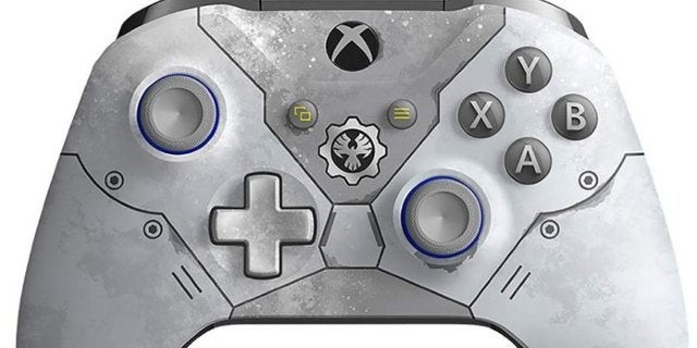 Gears 5 Kait Diaz Limited Edition Xbox One Controller Now Available to Pre-Order