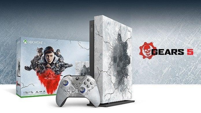 Gears 5 Xbox Bundle