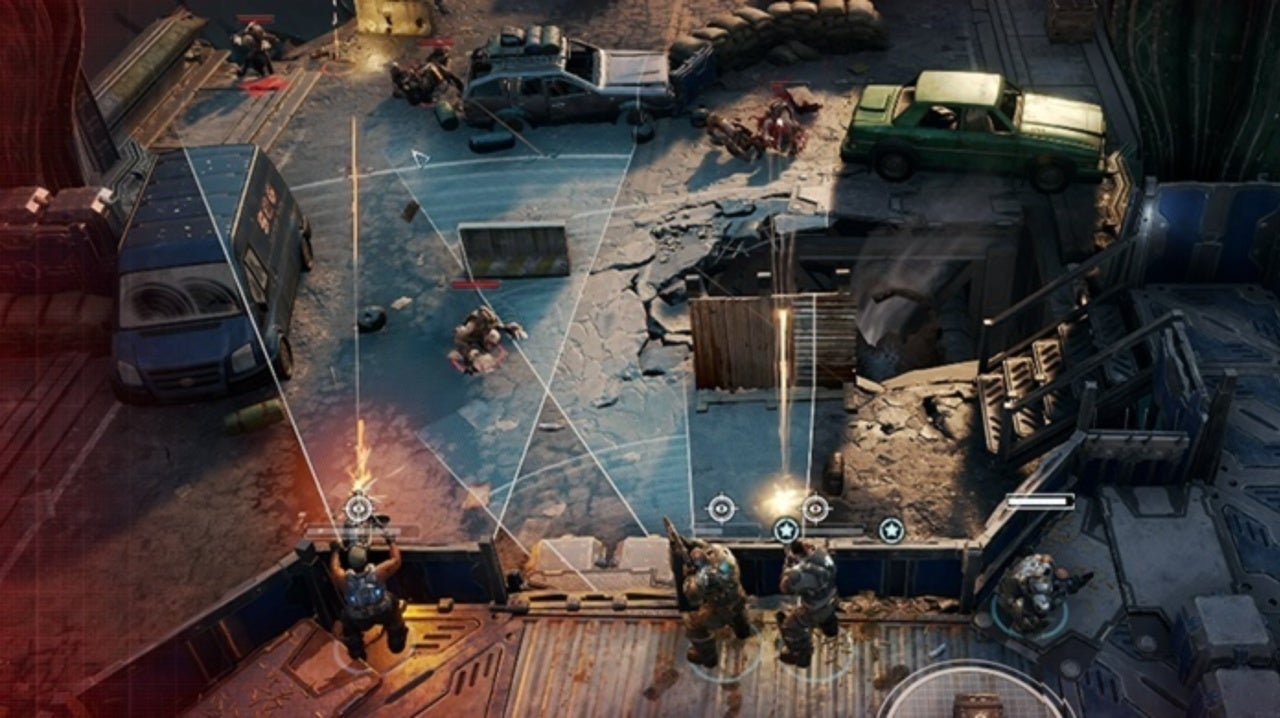 Gears Tactics Also Coming to Xbox One