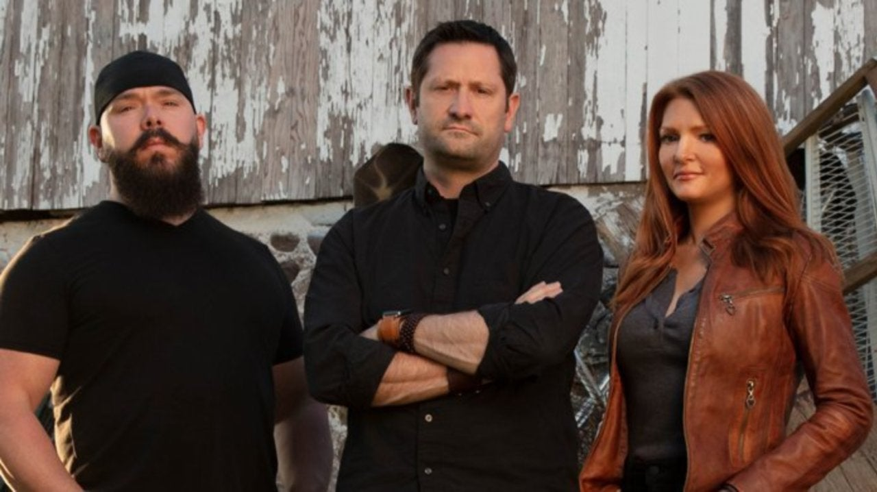 Ghost Hunters Reboot Crew Reveal What Drives Them to Find Spirits