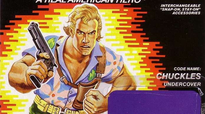 gi joe chuckles spinoff movie
